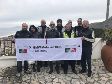 Il BMW Motorrad Club di Frosinone inizia a scaldare i motori